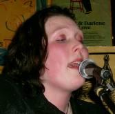 Hannah OReilly in 2004