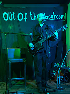 Jack Blimey at Out of the Bedroom 641