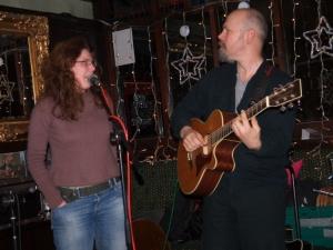Fiona Thom and John Farrell