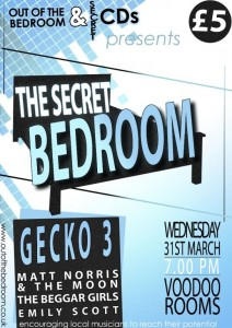 The Secret Bedroom