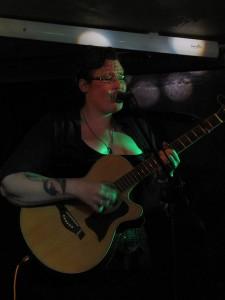 Hannah O'Reilly at OOTB 402
